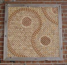 Cork art by Grey Owl Design