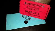 invitation kermesse party