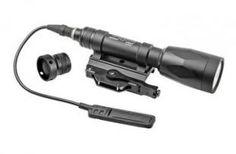 SureFire M620P Fury Scout Rail-Mountable White LED WeaponLight w/ 600 Lumens  w/ Free S&H — 2 options