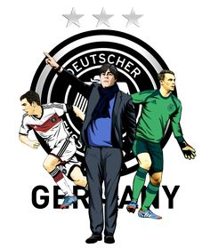 Germany World Cup 2014 || Let's make it another win today!!