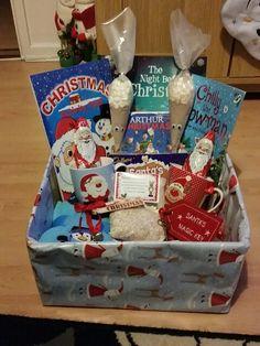 Christmas Eve Box For Kids, Night Before Christmas Box, Christmas Eve Outfit, Xmas Eve Boxes, 1st Christmas, Christmas Gifts, Christmas Ideas, Tattoo Machine Kits, Tattoo Kits