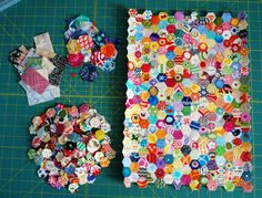 When will mine ever reach this size? maybe when I stop playing on pinterest and actually do some crafting :)