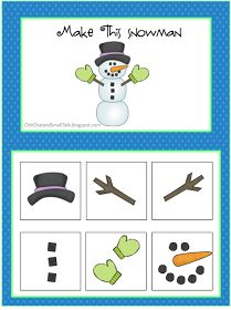 Chit Chat and Small Talk: Snowman Slam! Game