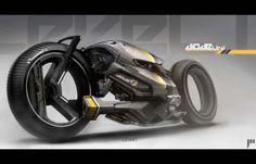 Agorapode Concept Super Bike