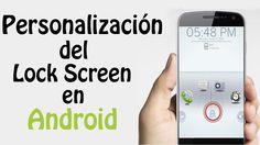 Increible Personalización de Bloqueo de Pantalla para Android en Español...