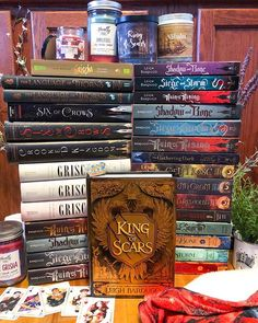 Leigh Bardugo, Six Of Crows, Super Excited, Bookstagram, Crossover, Instagram Feed, Characters, King, Dreams