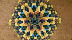 Cottonseed Glory's Blog: Shaping Up for Spring: Hexagons