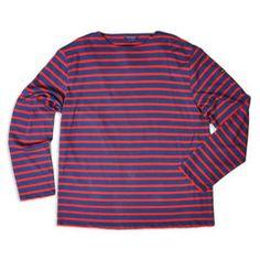 nautical shirt by saint james $75.00