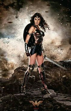 "#WonderWoman. ""I often think that there is a Wonder Woman in every woman, may she be Mother or Wife or Sister or Daughter. When the time is right, her inner Wonder Woman is released to ensure dignity, fairness, justice and respect."" - Deodatta V. Shenai-Khatkhate"