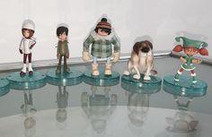 Une panoplie d'objets promotionnels pour La guerre des tuques 3D - Showbizz.net