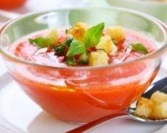 Gazpacho espagnol (facile, rapide) - Une recette CuisineAZ