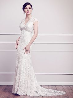 Kenneth Winston - Wedding Dresses Style No.1584