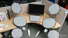 Een Chinees toetsenbord met de meer dan 2000 symbolen van het Chinese alfabet. A New Chines Invention - News - Bubblews