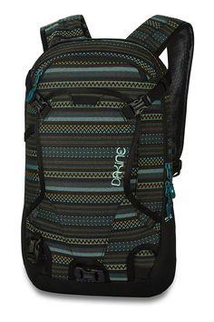 Dakine Womens Heli Pack 12L Backpack Snowboarding Gear 06041fd7e1
