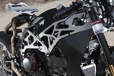 Ducati Monster 1.0 Custom by SCM