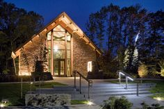 Gallery of Semper Fidelis Memorial Chapel / Fentress Architects - 3