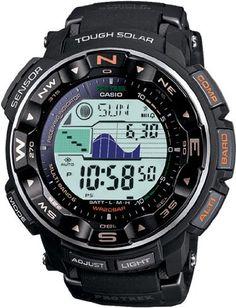 Casio Men s PRW2500-1 Pro-Trek Tough Solar Digital Watch Men s Watches 1fb4b2676e