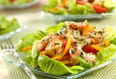 Campbell's Margarita Shrimp Salad Recipe