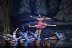 Look for auditions for student dancers to dance beside the pros on nutcracker.com/youth-auditions!