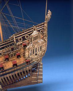 Naseby (1655); Warship; 80-86 guns - National Maritime Museum