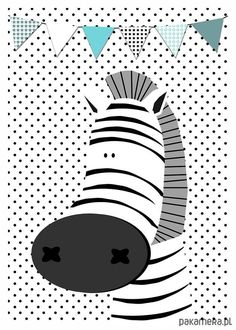Black and White Nursery art by Jack & Paige Baby Wall Art, Nursery Wall Art, Baby Illustration, Illustrations, Decoration Creche, Tableau Design, Baby Posters, Cute Cartoon Wallpapers, Animal Illustrations