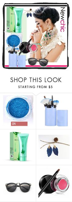 """""""newchic  6"""" by aida-1999 ❤ liked on Polyvore featuring Post-It"""