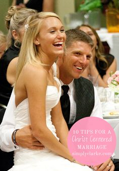 10 Tips For A Christ Centered Marriage: Really love everything this girl says and the bible verses with it!