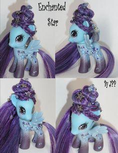 Custom OOAK My Little Pony ~ Enchanted Star