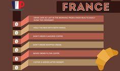 Infographic: Coffee Etiquette Around The World