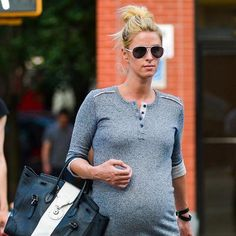 Hot: Pregnant Nicky Hilton Runs Errands in N.Y.C. Wearing a Too-Cool Minidress