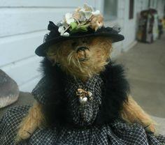 Granny Fanny-sternsy bear