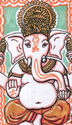 ganesh coasters for CM