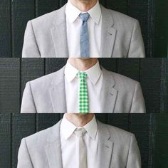 DIY a skinny tie | 23 DIY Upgrades Any Man Can Make To Look Better
