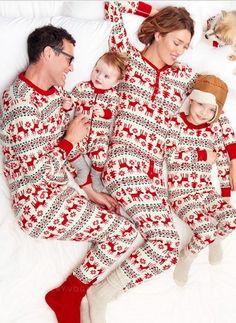 9d17dee6db Reindeer Family Matching Christmas Pajamas (1031245841)