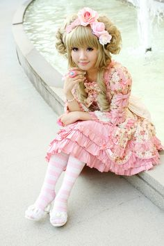 The Sweetest Lolita Fashion