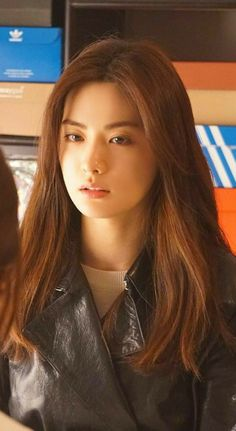 "Nana ❤️❤️❤️ in her drama ""Kill It"" 😘 Aesthetic Videos, Aesthetic Girl, Korean Beauty, Asian Beauty, Hair Inspo, Hair Inspiration, Im Jin Ah Nana, Nana Afterschool, Girlfriend Meme"