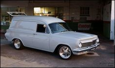 Holden Panel Van, circa - My list of the best classic cars