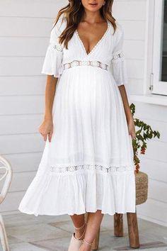 Casual Dress Elegant Suspender V-Neck Sleeveless Patchwork Solid Gray S-XL Brides Maid Dress,Gray,S