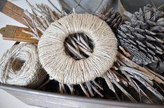 let's get crafty: twig wreath
