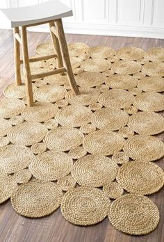 Braided Rugs and Braided Area Rugs Rugs USA – Area Rugs in many styles including Contemporary, Braided, Outdoor and Flokati Shag rugs.Buy Rugs At America's Home Decorating SuperstoreArea Rugs Natural Area Rugs, Natural Rug, Handmade Home Decor, Handmade Rugs, Handmade Gifts, Rope Rug, Braided Area Rugs, Boho Dekor, Creation Deco