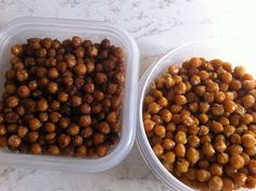 Roasted Chickpea Recipes