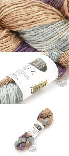 40% off Fiesta Yarns La Luz (African Violet). Click the image or: http://www.craftsy.com/ext/20121130_YarnPin2