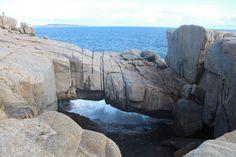 Natural Bridge at The Gap Albany Western Australia ..© Photo by Christina Hawkins