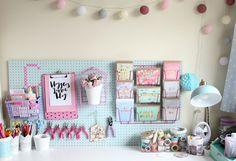 Ideis de cores pra estante de parede feita de papelão