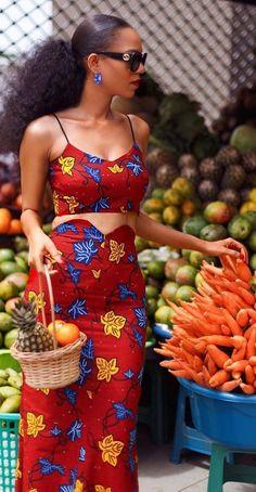 ankara stil Thirty Trendy Ankara Gown Styles For You African Fashion Designers, African Fashion Ankara, African Inspired Fashion, Latest African Fashion Dresses, African Print Fashion, Africa Fashion, Ankara Dress Styles, African Print Dresses, African Dress