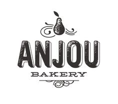 Anjou Bakery. #branding #marketing