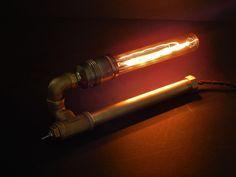 Industrial lighting by ENoY studio