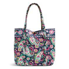 7b95816933 Vera Bradley Factory Exclusive Vera Tote Bag  vera  tote  exclusive   factory