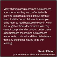 this is also huge with math Learning Quotes, Education Quotes, Learned Helplessness, Inner Child Healing, Developmental Psychology, Psychology Quotes, Study Skills, Ups And Downs, Teaching Tips