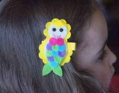 Boutique Mermaid Hair Clip Meet Miss Melody by CravingCuteness